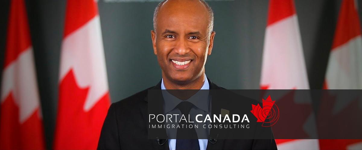 ministro do canada
